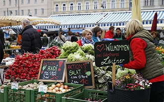 Markets in Vienna