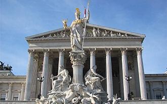 Historical sites in Vienna