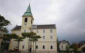 St. Joseph's Church on Kahlenberg