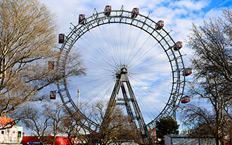 Giant Ferris Wheel - Wiener Riesenrad