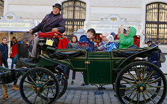 Vienna with children