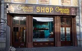 Chocolate Museum Vienna