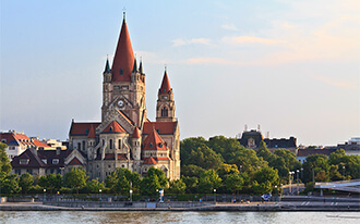 St. Francis of Assisi Church Vienna