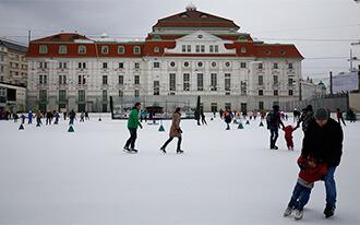 Wiener Eislauf Ice skate
