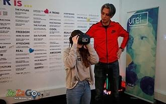 VREI - Virtual Reality Café
