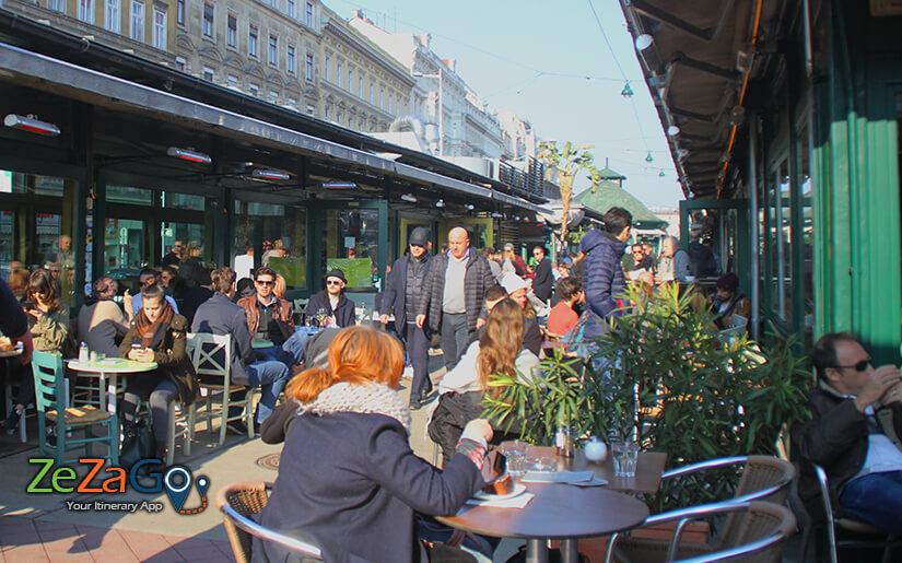 Naschmarkt, Vienna's Best-Known Market