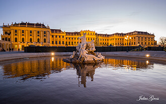 Two days in Vienna
