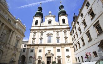 Jesuit Church Vienna