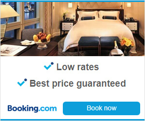 Booking Banner in article